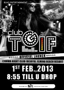 club tgif