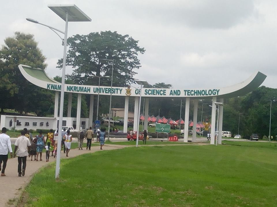 KNUST Bags Six Awards in South Africa
